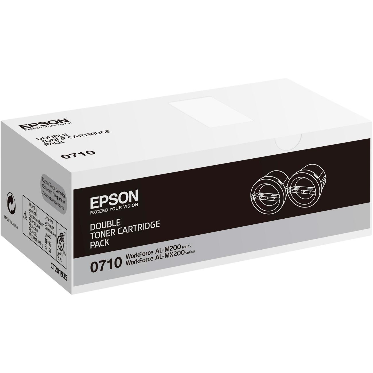 Toner Epson C13S050710